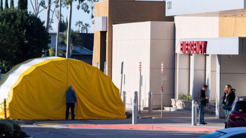 洛杉矶县2020年整体死亡人数较过去三年增加了18%