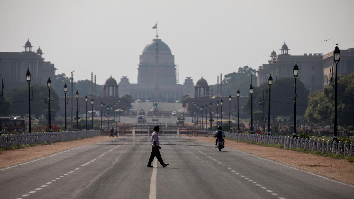 印度新冠疫情持续恶化,总理要求各省市实施封锁