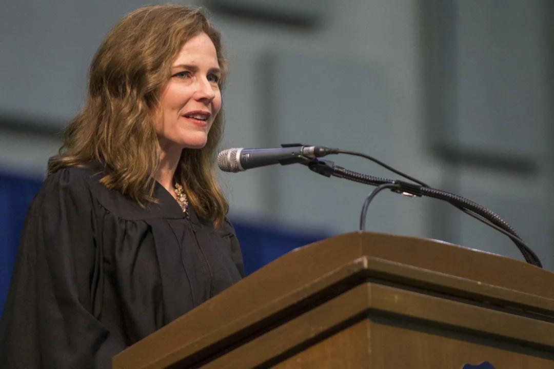 消息称:特朗普有意提名艾米·康尼·巴雷特担任最高法院大法官