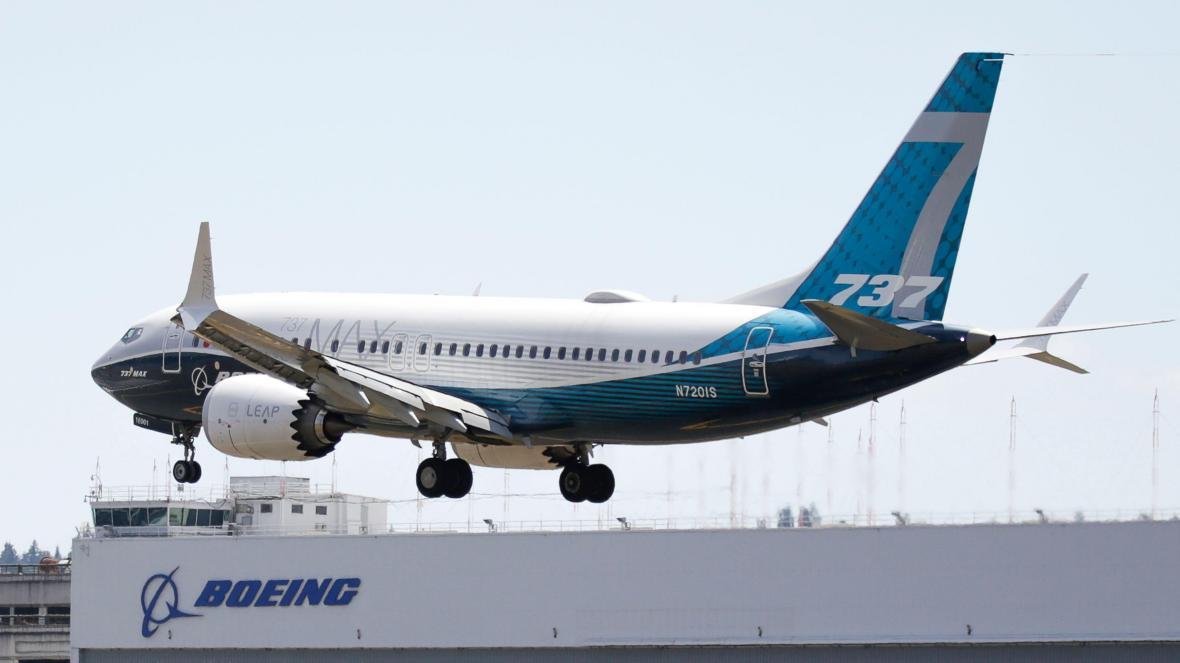 波音公司737 Max 型客机近日再传复飞可能