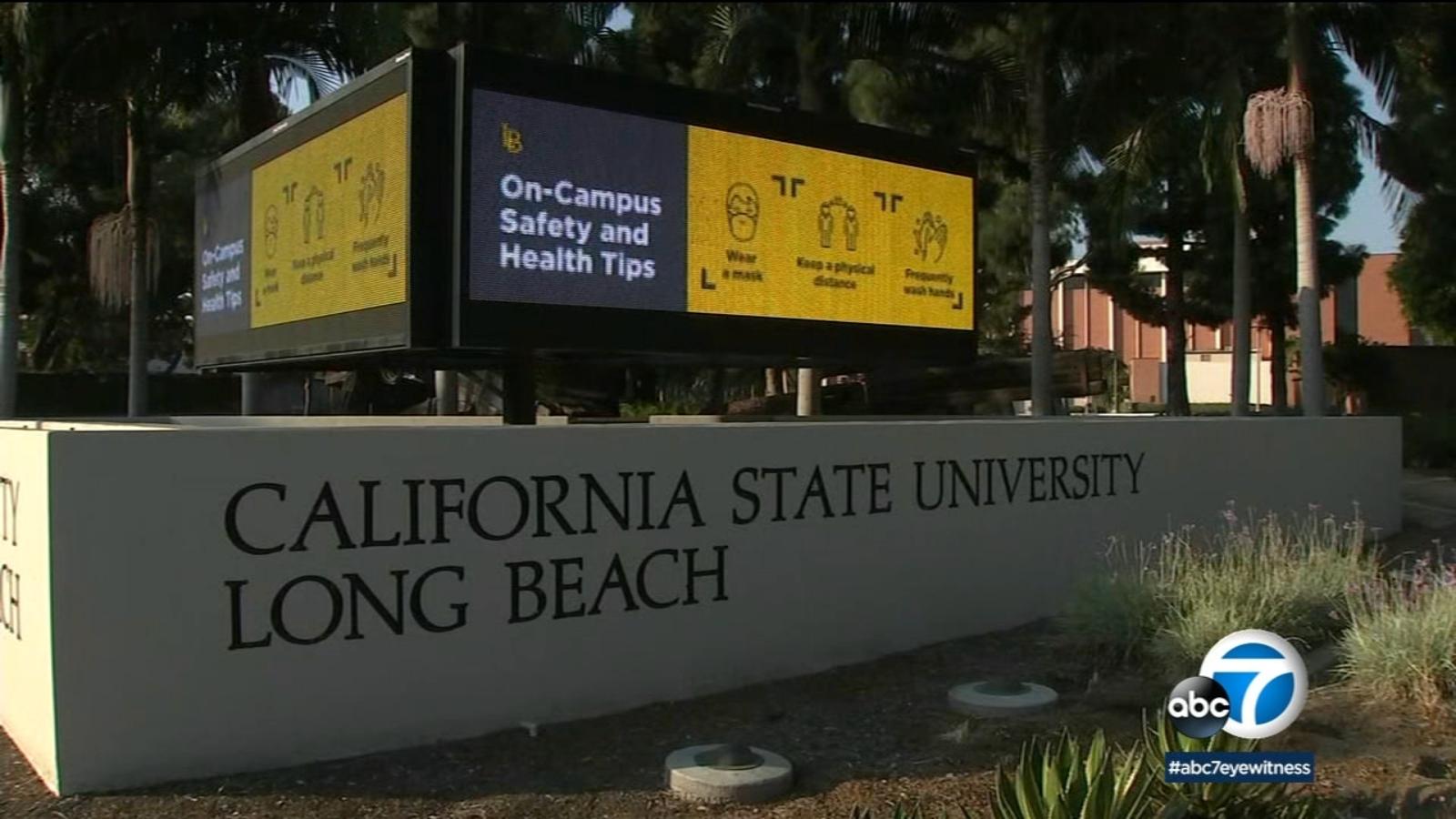 长滩州大公布四名学生确诊新冠病毒
