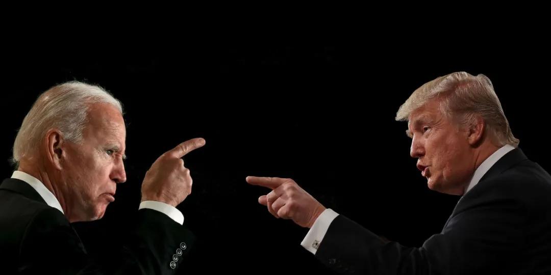 特朗普团队要求辩论前检查拜登耳朵