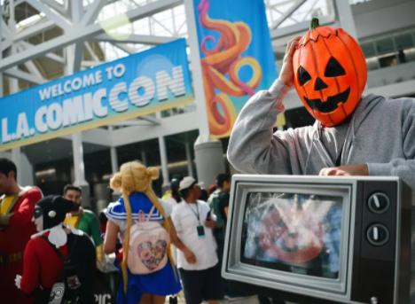 洛杉矶漫展LA Comic Con推迟至12月举办实体展