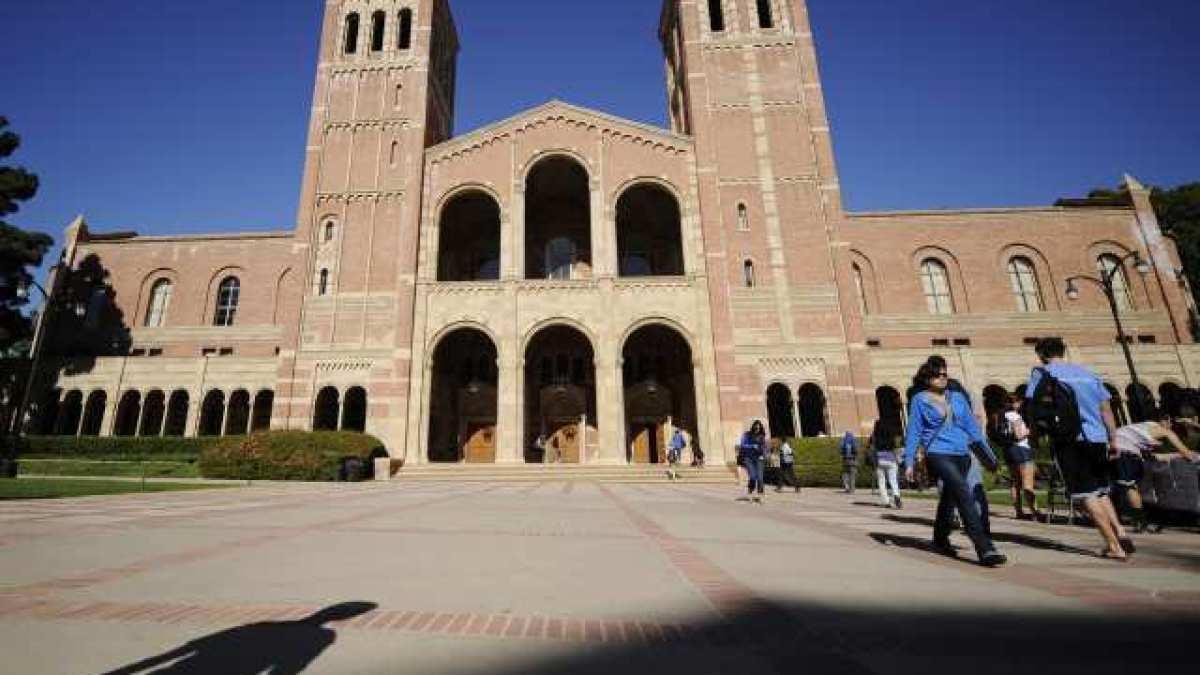 南加大以及加州大学九所分校今年录取了更多的学生