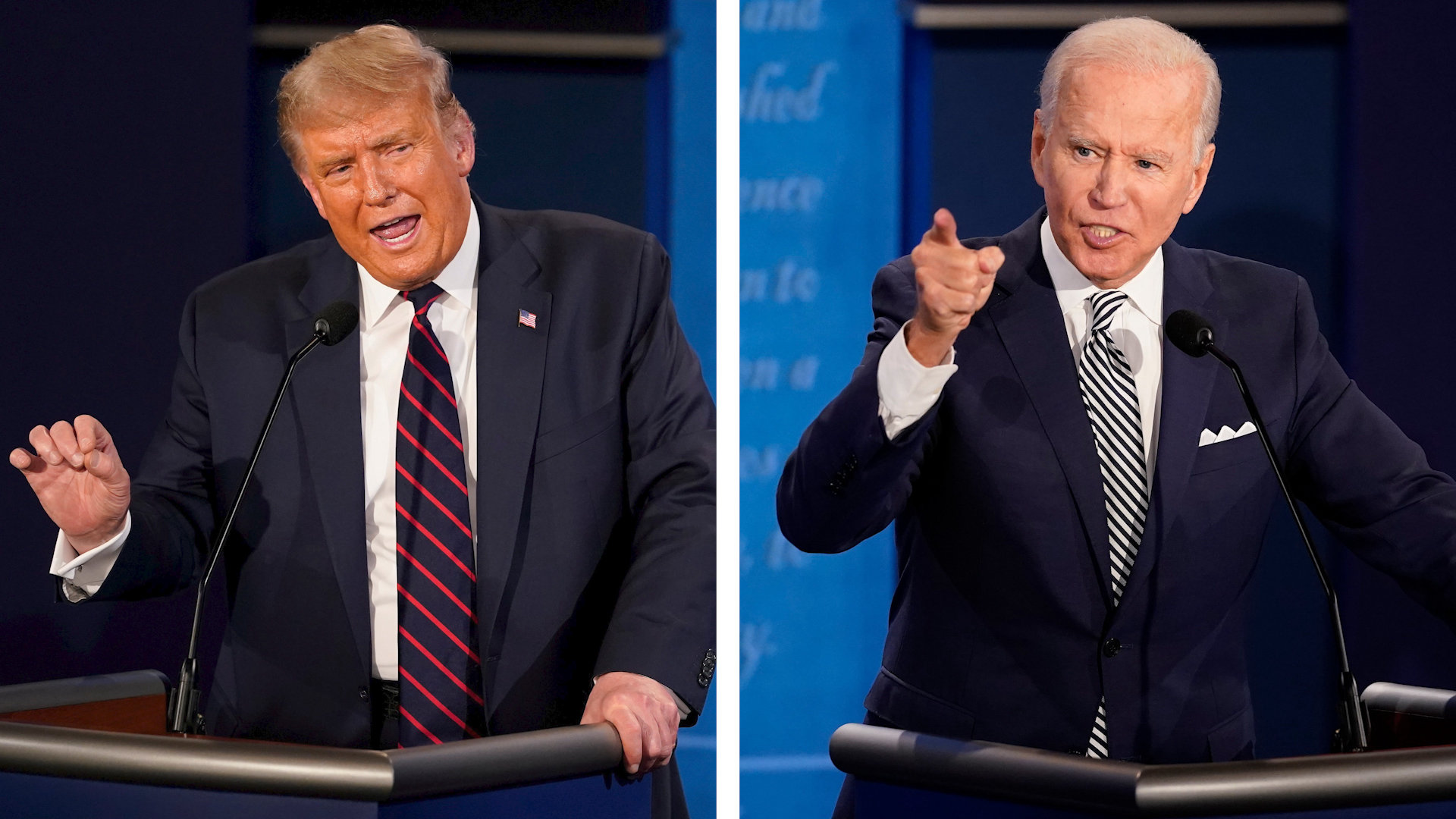 总统首场辩论致选民困惑,Google论点内容搜索量剧增