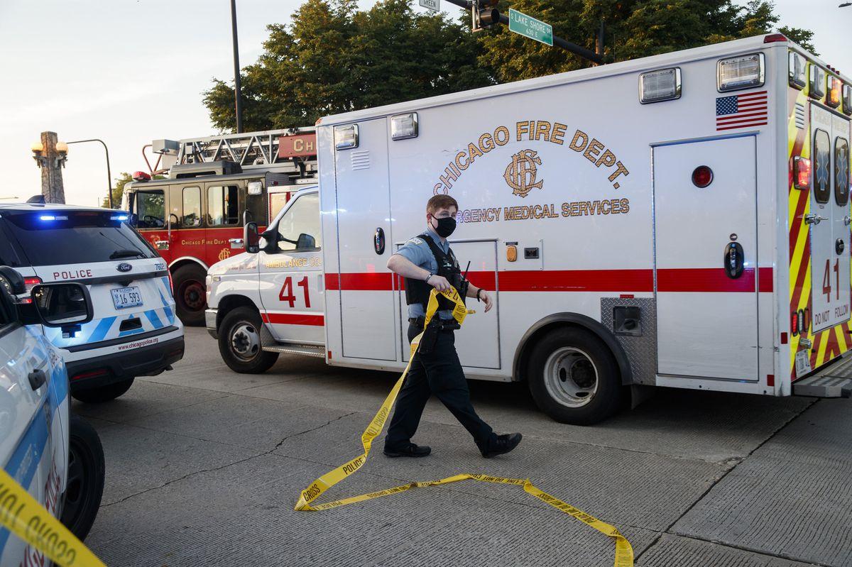 自六月起美国凶杀案较去年上升近20%