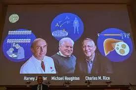 发现丙肝病毒3学者获诺贝尔医学奖