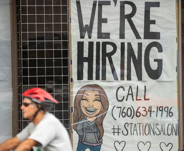 美国9月永久失业人数激增34.5万