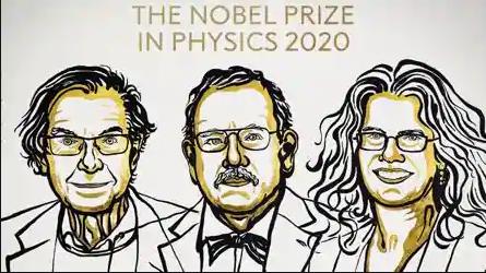 诺贝尔物理学由来自英、法、德学者获得