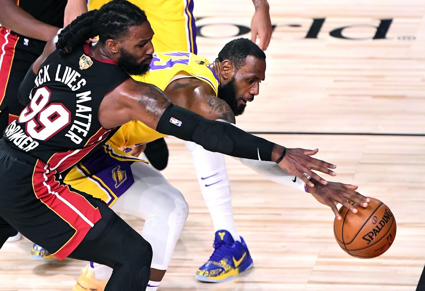 湖人队NBA总冠军赛以3:1大幅度领先
