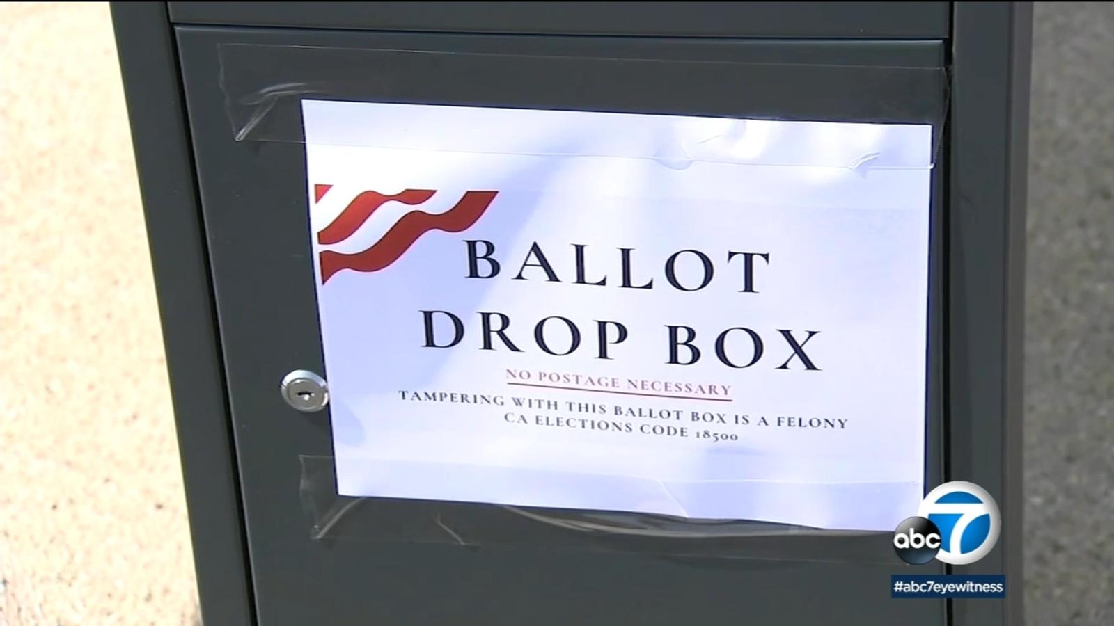 加州共和党设非官方投票箱被指违法