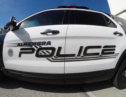 阿罕布拉市警局将采用指挥服务模式