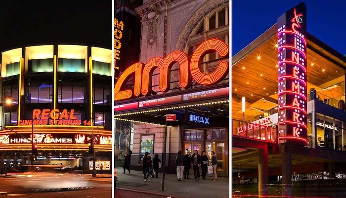 纽约州23日起电影院将以25%客容量开发