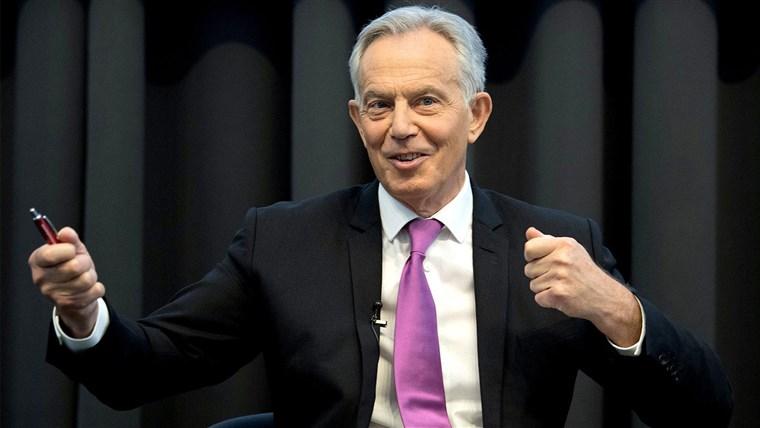 英国前首相布莱尔违反新冠防疫限令