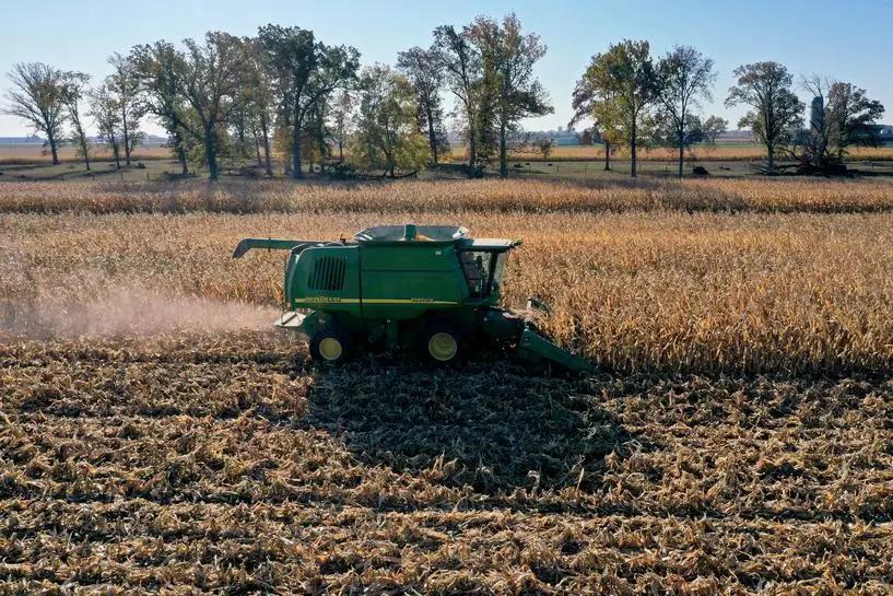 大选前特朗普政府对农民补贴创新高