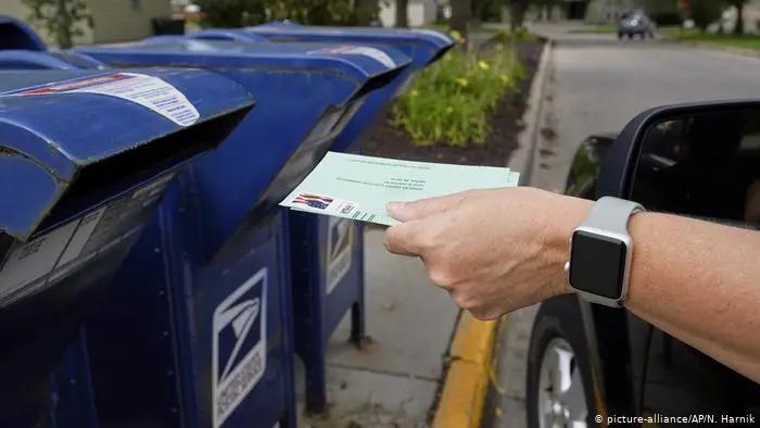 宾州邮寄选票之争 民主党人获胜