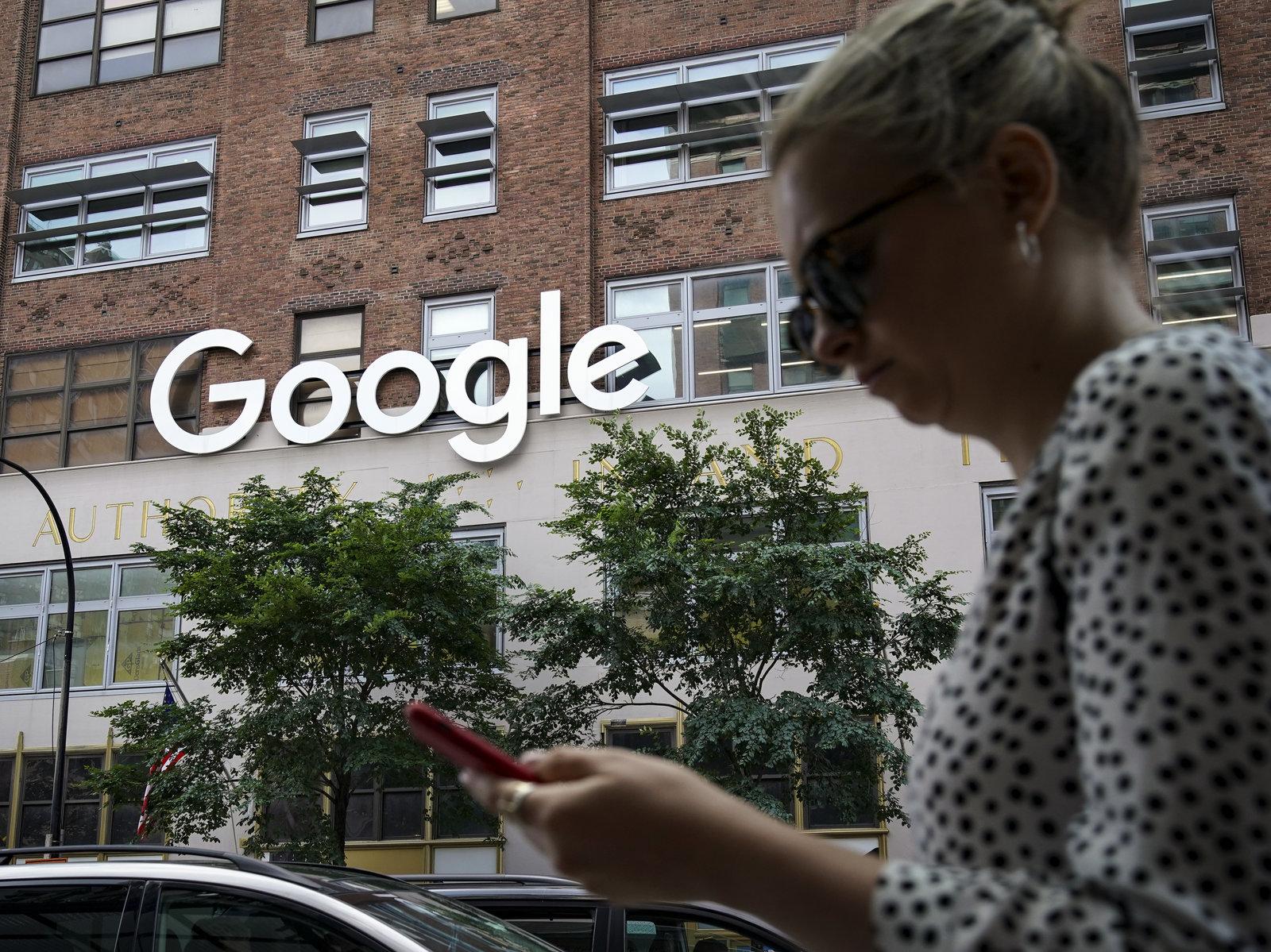 美司法部向谷歌发起反垄断诉讼