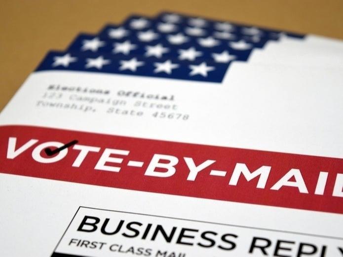 洛杉矶已经回收66万张选民投票