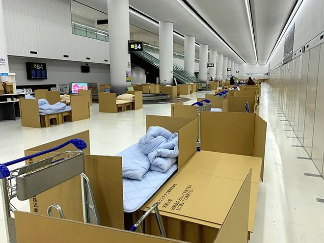 日本成田国际机场开设核酸检验中心