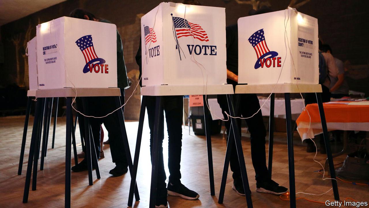 4700万美国选民提前投下选票,是2016年提前投票的8倍