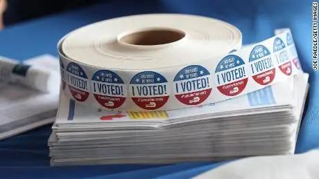 """距美国大选仅7日之遥,""""战场州""""的早期投票告诉我们什么?"""