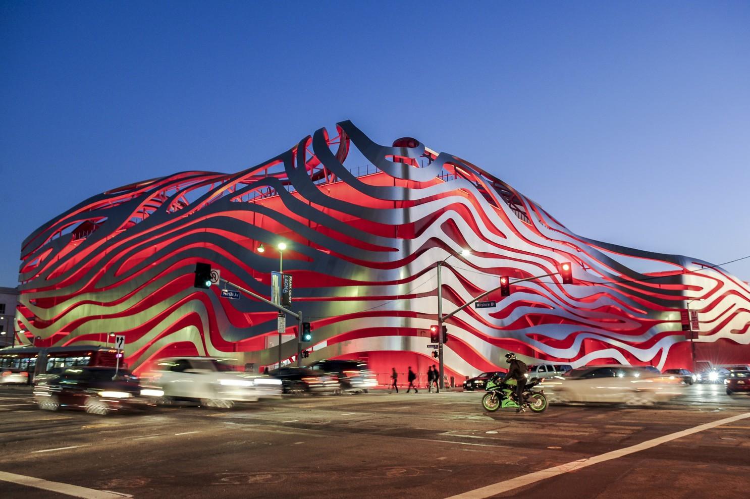 洛杉矶县立美术馆呼吁加州政府允许博物馆重启