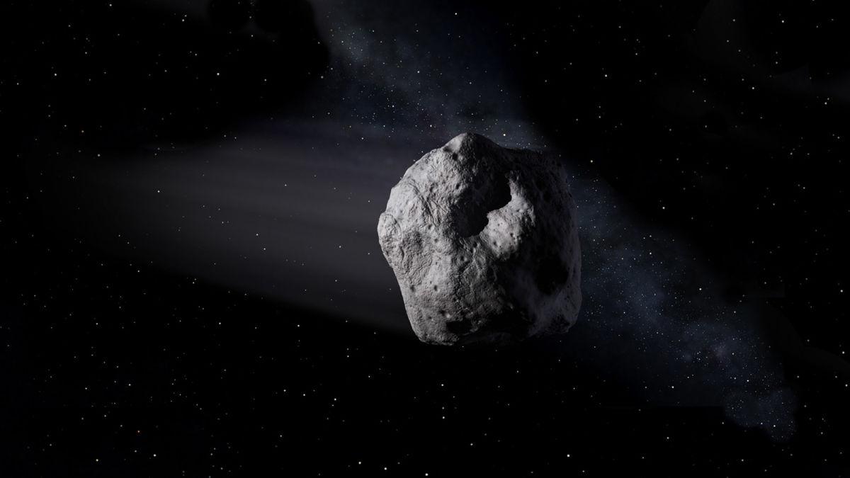 阿波菲斯小行星正朝地球加速前进,48年内小概率撞击地球
