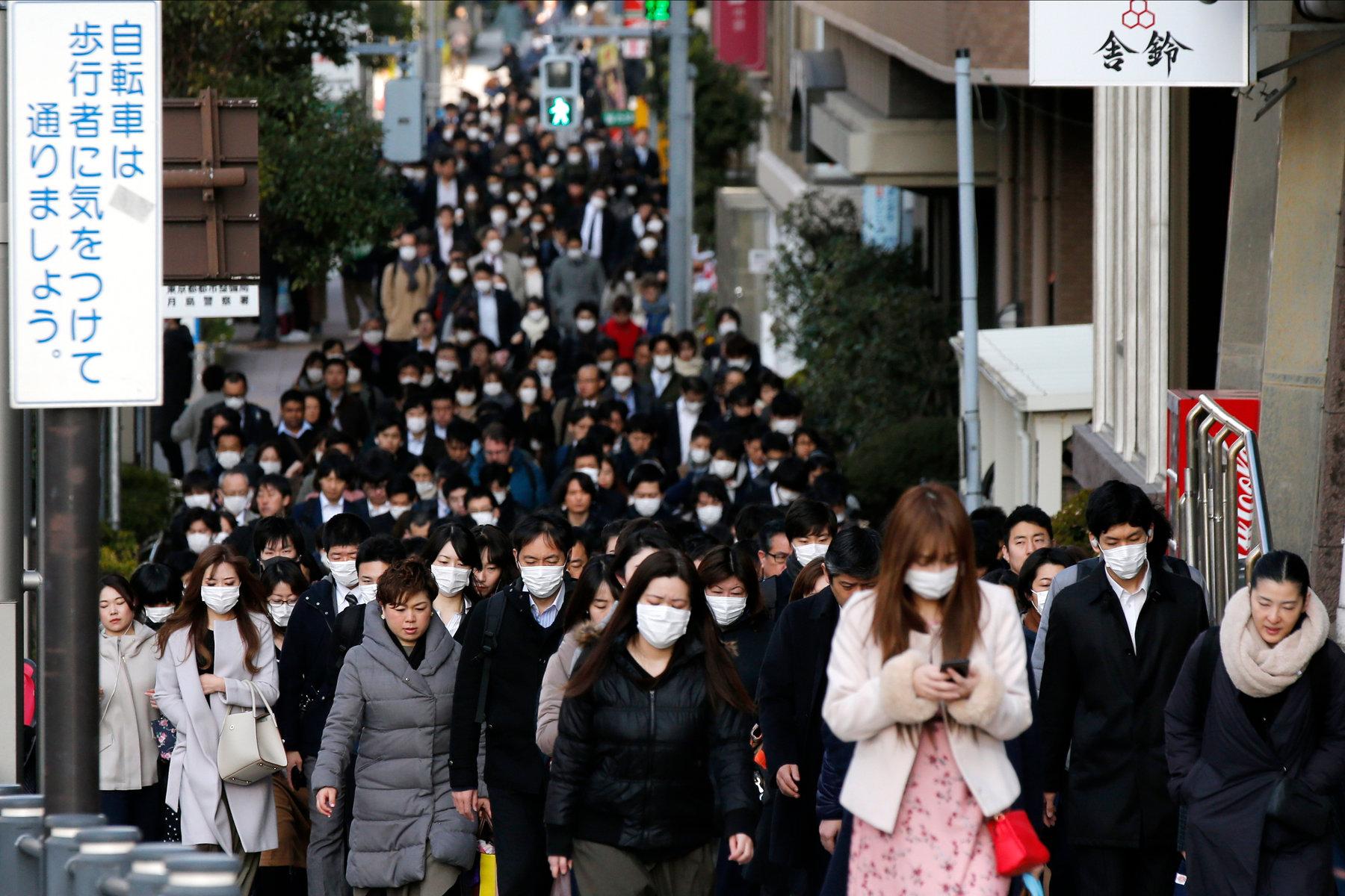 研究发现新冠疫情导致大量日本人身心健康遭受损伤