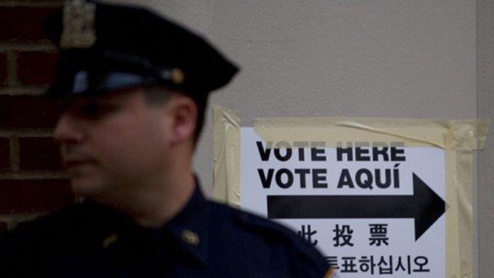 部分城市的执法机构为11月3日大选可能引发的暴动做准备