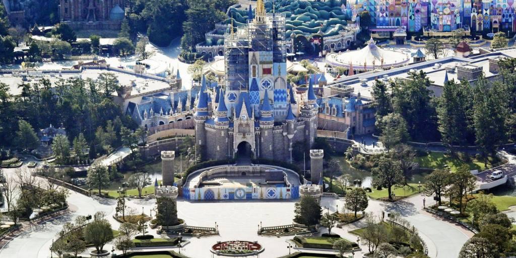 东京迪士尼预计到明年3月的年度财务亏损511亿日元