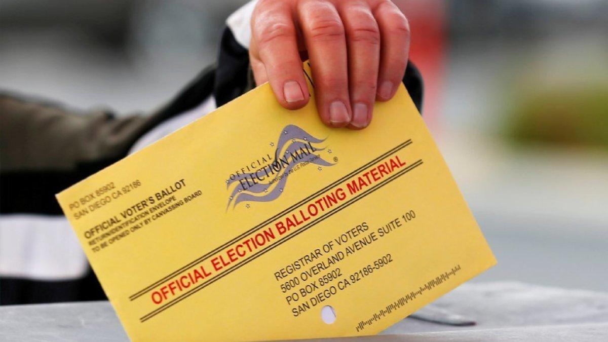 约有1.6万旅居海外的美国选民在圣地亚哥登记投票