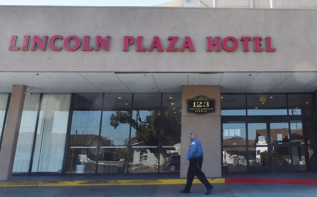 蒙特利公园市林肯酒店一名政府雇员确诊新冠
