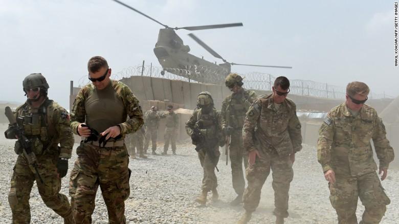 美国国防部宣布伊拉克和阿富汗撤军计划