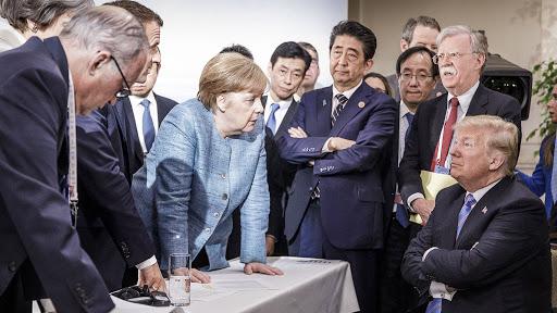 原定由美国主办的2020年G7峰会遭搁浅