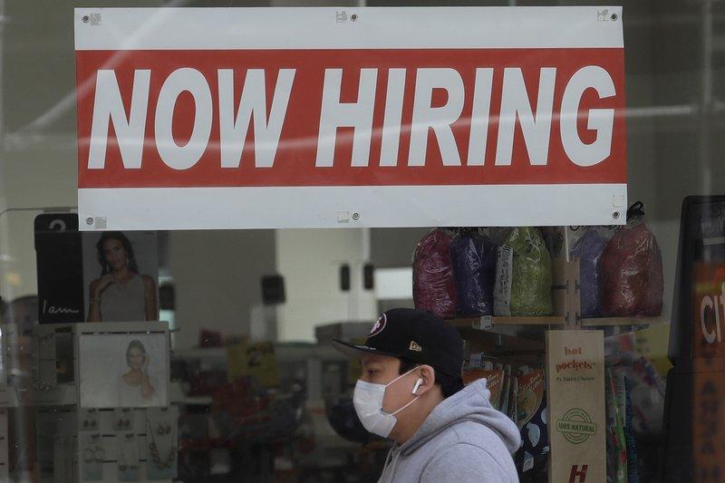 美国上周申领失业救济金人数达74.2万人