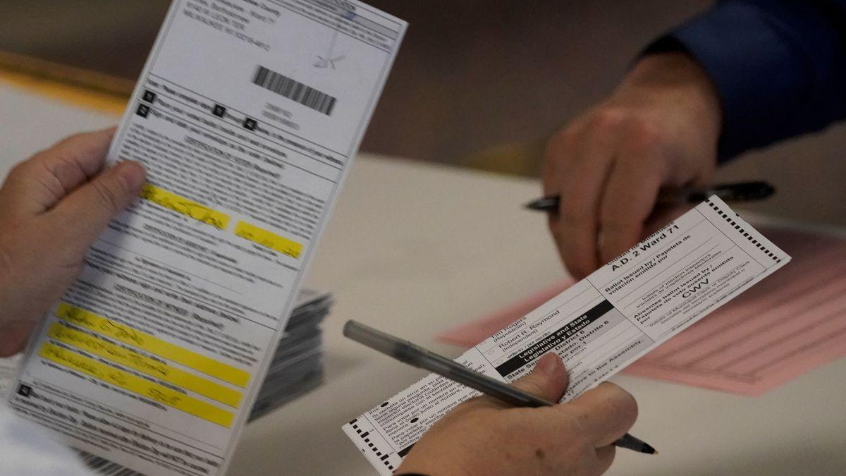威斯康辛州重新计算两县选票预计12月1日前完成