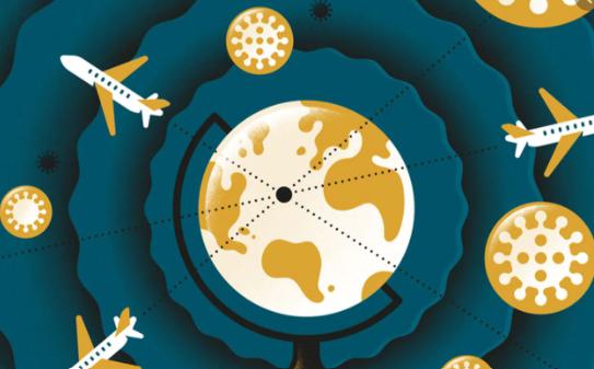 CDC建议出国旅行者进行三次新冠测试
