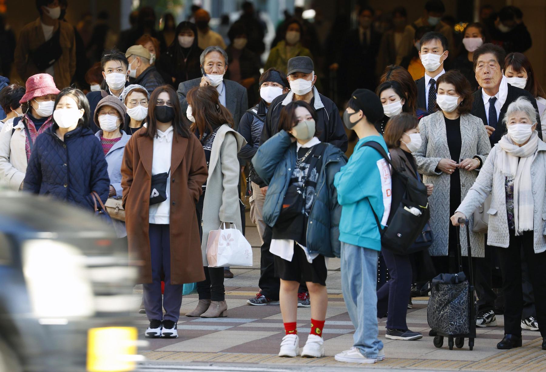 受疫情影响,日本政府叫停大阪市与札幌市的提振观光方案