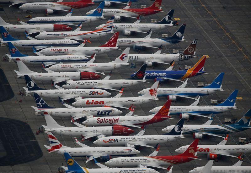 波音737 MAX型客机正逐步获准复飞