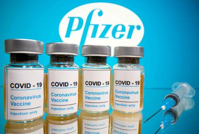 英国成为首个使用辉瑞新冠疫苗大的国家