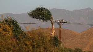 圣塔安娜焚风再次侵袭南加州