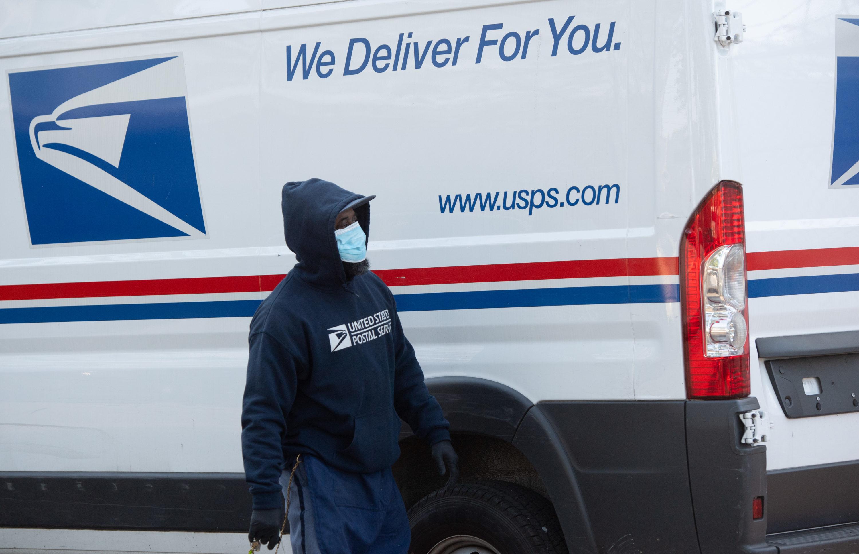 美国邮政受疫情影响圣诞节数万包裹恐无法及时到达
