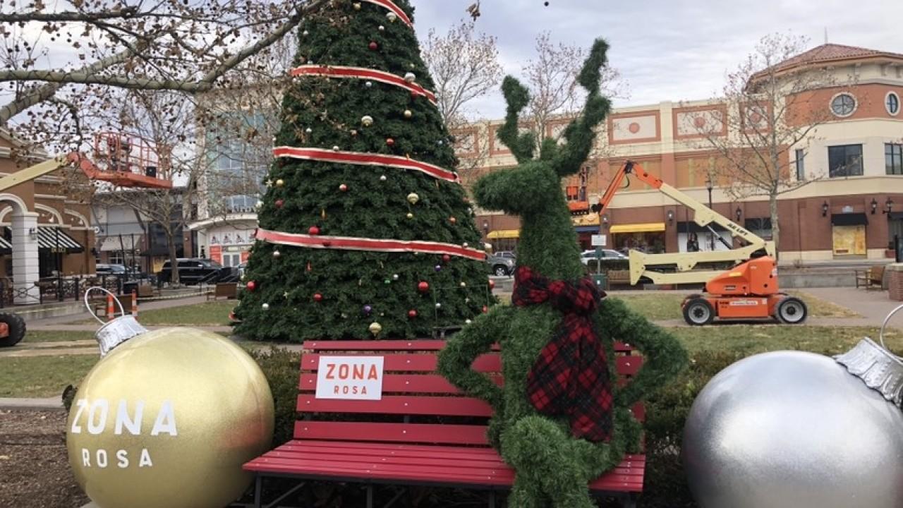 新冠疫情导致不少地区圣诞习俗被迫更改