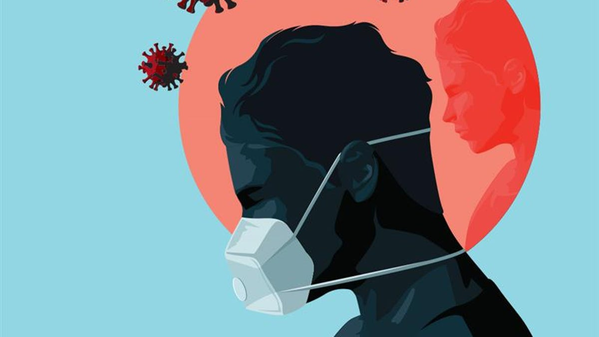 各地因新冠感染引发的精神疾病病例数增加