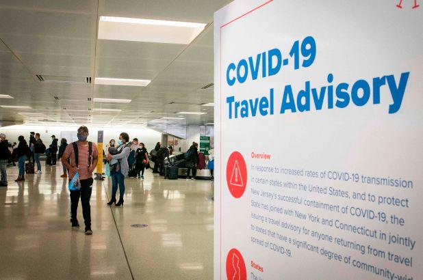 1/12美国疫情更新:赴美旅客需要提供阴性检测证明;洛杉矶每分钟10人新冠检测呈阳性
