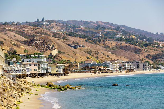 南加州1月份气温比历年平均水平高15-20℉