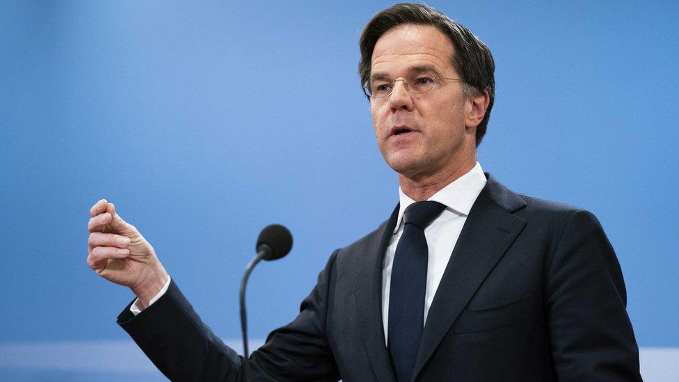 受儿童补贴管理不当影响荷兰总理领导的政府集体请辞