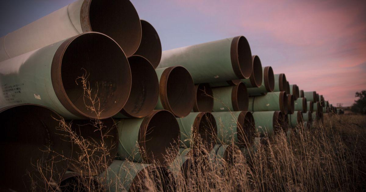 拜登或将在就职当天取消Keystone XL输油管道许可