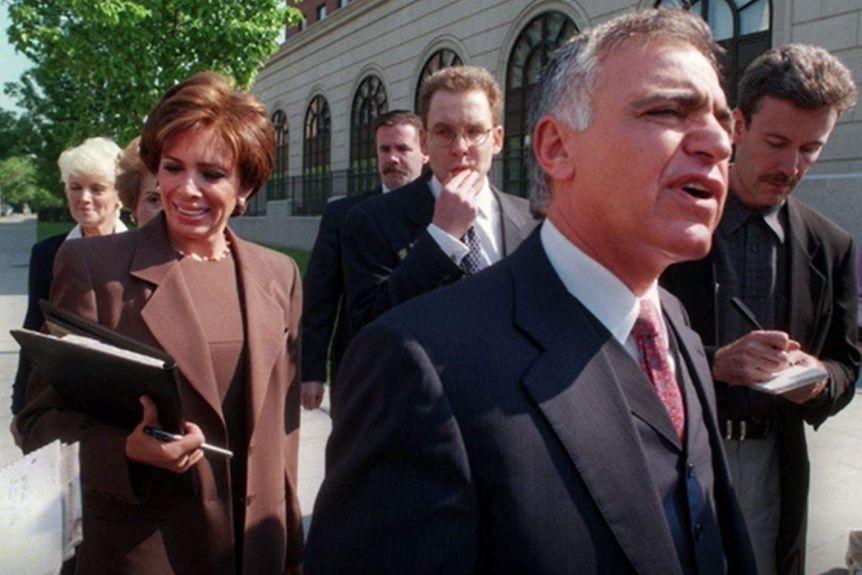 特朗普卸任前夕颁布政治盟友皮洛的特赦令