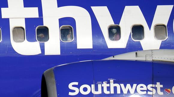 西南航空向员工提出新一轮的自愿休假方案